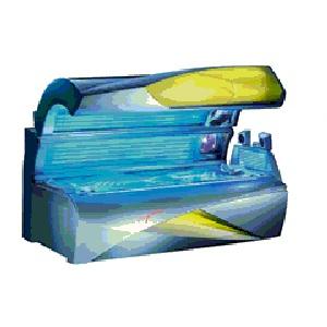 Ergoline 660 Affinity Dynamic Power - Solarium Enskede