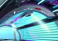 Ergoline Prestige 1400 Intelligent Performance solarium