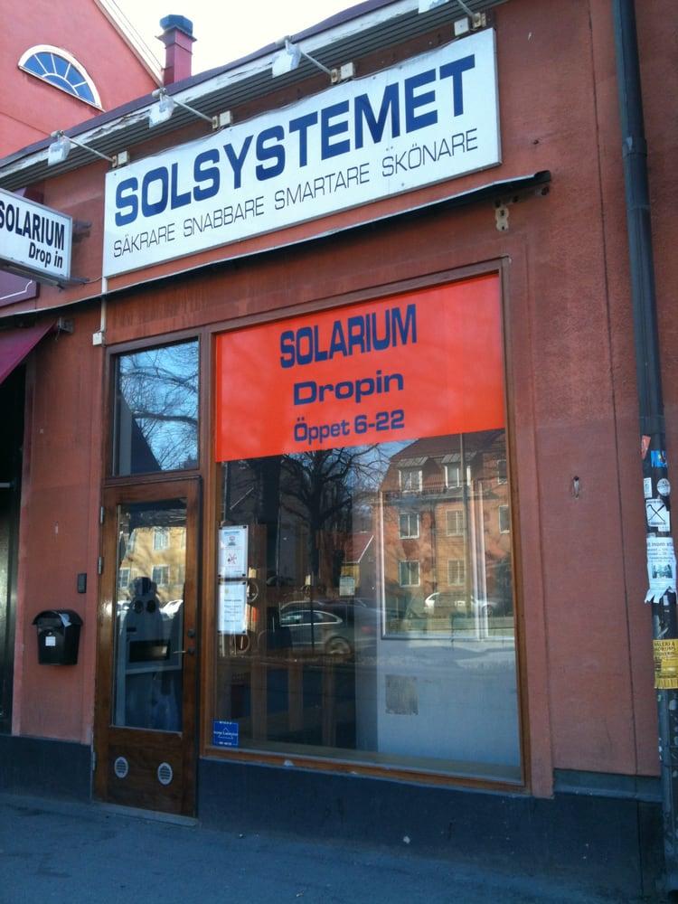 Grattis Enskede! Snart får ni Enskedes bästa solarium - Solsystemet Öst i Enskede blir Suntana