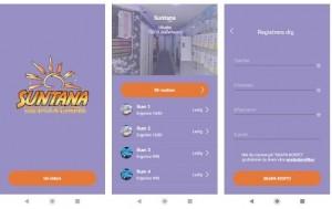Suntana betalapp Android - ladda ned app Google Play